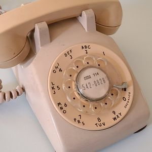 Vintage 60's Rotary Telephone for Sale in Ontario, CA