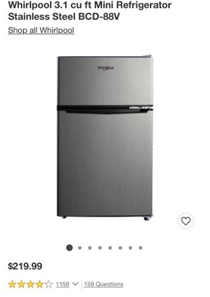 Whirlpool mini fridge for Sale in Orlando, FL