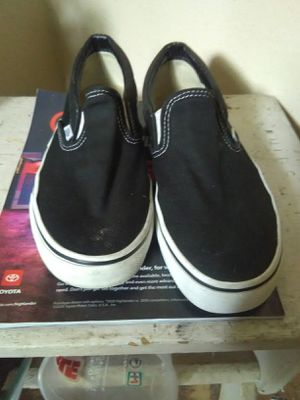 Vans size 7 for Sale in Grand Terrace, CA