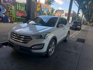 2013 Hyundai Santa Fe sport 2.0t crossover for Sale in New York, NY
