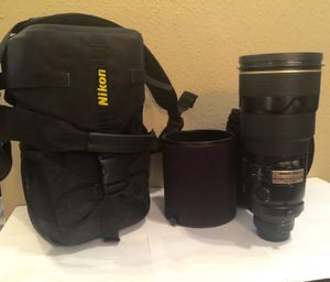 Nikon AF-S ED 300mm f/2.8 D II Lens for Sale in Pearland, TX