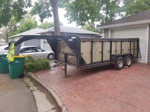 Gooseneck Utility Trailer for Sale in Denver, CO