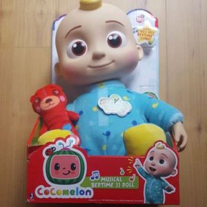 Cocomelon JJ Doll Musical Plush Toy Baby BRAND NEW for Sale in Lorain, OH