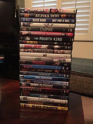 25 DVDs for Sale in Scottsdale, AZ
