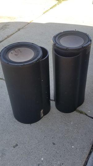 8 inch bazookas for Sale in Santa Monica, CA
