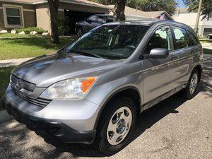 2008 HONDA CRV LX for Sale in Odessa, FL