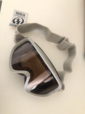 Electric Brand Ski / Snowboard Goggles with Bag - brand new for Sale in Tustin, CA