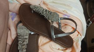 Faded glory sandals size 8 for Sale in US