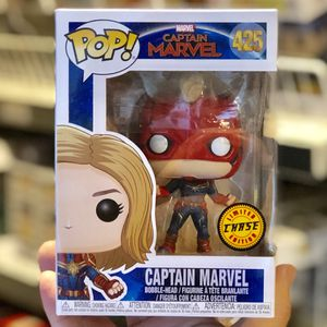 Funko Pop - CHASE CAPTAIN MARVEL - #425 for Sale in ROWLAND HGHTS, CA