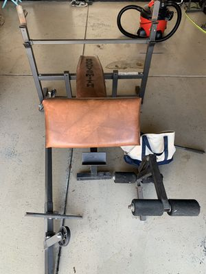 Weight Bench for Sale in Murrieta, CA