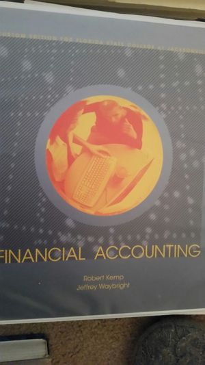 College Financial Accounting for Sale in Jacksonville, FL
