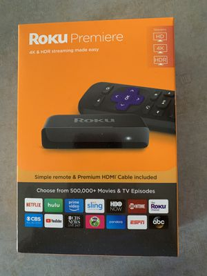 ROKU Premier for Sale in Oxford, NC