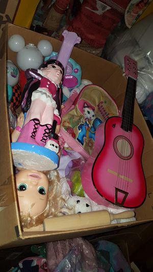 Girls toys bundle for Sale in Phoenix, AZ