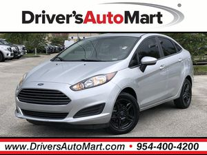 2017 Ford Fiesta for Sale in Davie, FL
