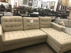 Fabric sectional. Brand new. for Sale in Euless, TX