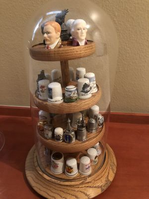Thimble collection from all over the USA for Sale in Murrieta, CA