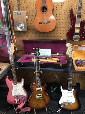 Multiple guitars for Sale in Milton, FL