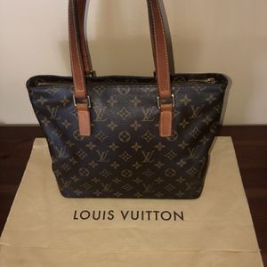 Authentic Louis Vuitton Cabas Piano Monogram Tote Bag M51148 for Sale in Fort Lauderdale, FL