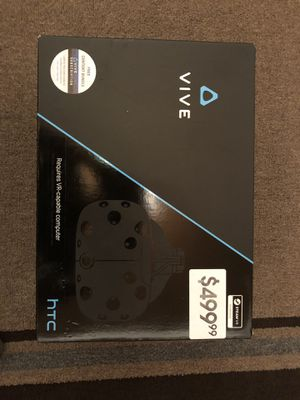 HTC Vive for Sale in Hendersonville, NC