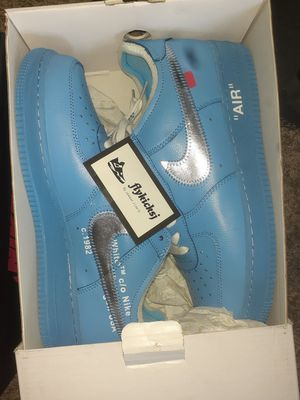 Nike OffWhite X Air Force 1 Lows - MCA for Sale in Columbus, OH