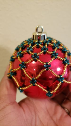 Christmas ornament cover for Sale in Tampa, FL