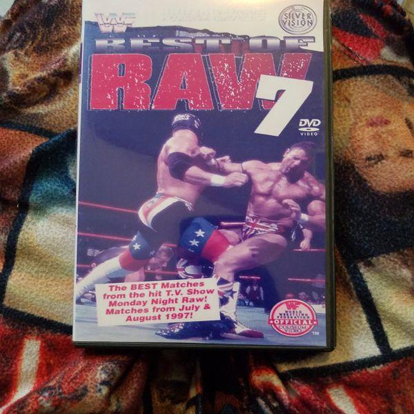 Wwf Best Of Raw 7 Dvd