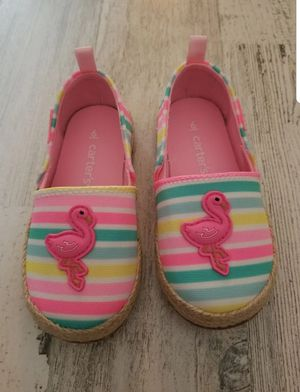 Carters Toddler Girls Shoes Sz 6 for Sale in Mancelona, MI
