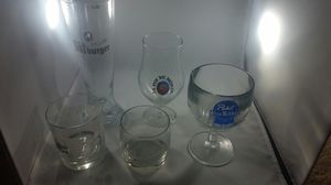 Alcohol collectible drink glasses for Sale in Houston, TX