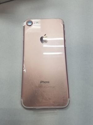 Iphone 7 rose gold unlocked new for Sale in St. Louis, MO