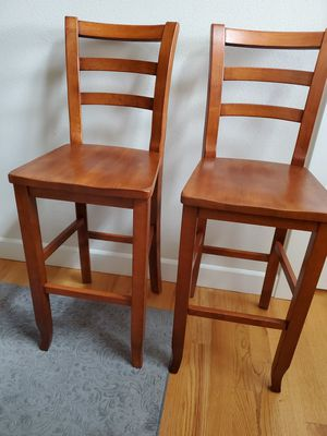 Two bar stools for Sale in Portland, OR