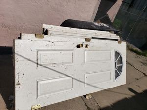Two doors with glass window for Sale in Stockton, CA