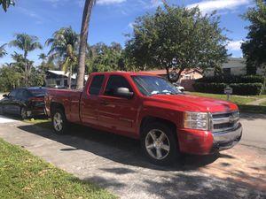 Chevy Silverado 2008 pickup truck extra cabin for Sale in North Miami Beach, FL