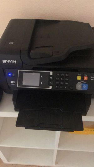 printer epson workforce wf 2760 for Sale in Odessa, FL