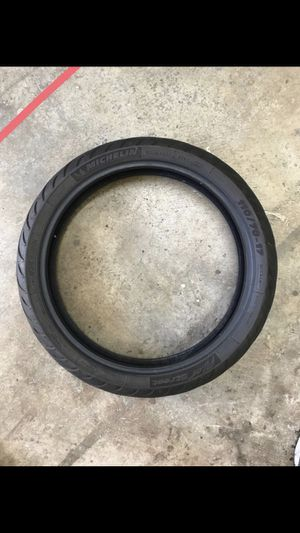 Michelin pilot street 110/70-17 for Sale in Diamond Bar, CA