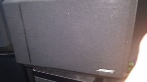 Bose speakers good condition for Sale in Itasca, IL