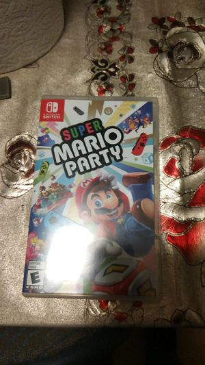 Super Mario Party for Sale in Montclair, CA