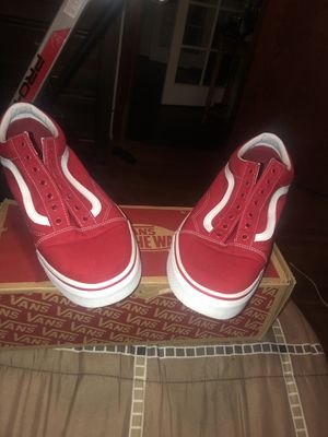 Vans Canvas Size 13 for Sale in Quincy, FL