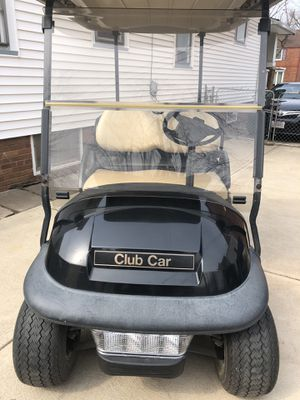 Club Car Precedent 48Volt Golf Cart - Camper, Travel Trailer, RV Fun for Sale in Parma, OH