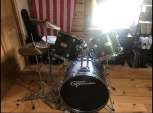 Groove percussion beginner Drum set for Sale in Harrisonville, PA
