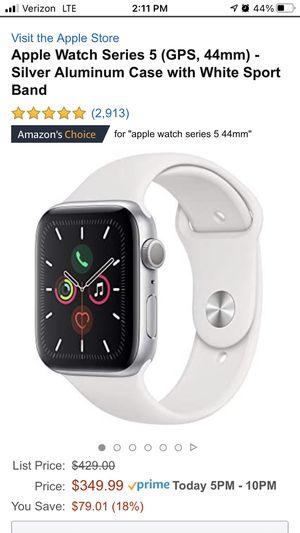 Apple Watch Series 5 (GPS , 44 mm ) *** Like Brand New *** for Sale in Mesa, AZ