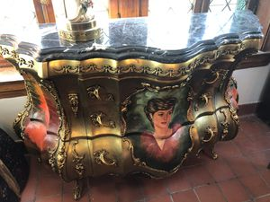 Oil painting Diana antiqe furniture for Sale in Baltimore, MD