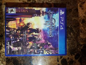Kingdom Hearts 3 for Sale in Houston, TX