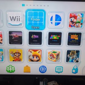Modded Wii U - OVER 50 Games (Read Description) for Sale in San Antonio, TX