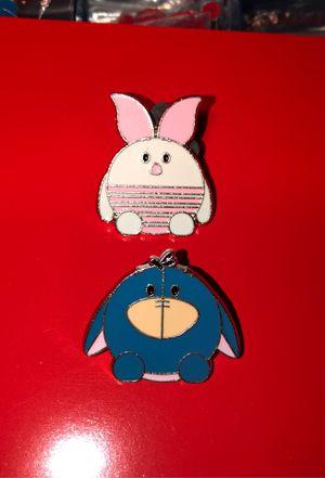 Eeyore and Piglet Disney Pins for Sale in San Diego, CA