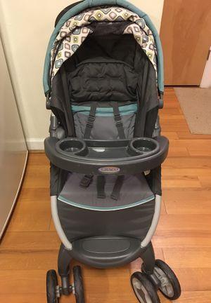 Graco snugride 30 LX click connect stroller for Sale in Norfolk, VA