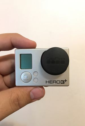 GOPRO 3+ black edition. No batteries. No memory card. No scratches on lens. for Sale in Miami, FL