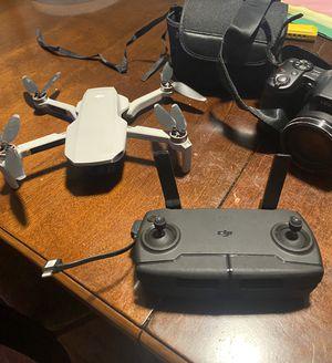 DJI Mavic Mini drone and camera for Sale in Detroit, MI