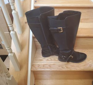 Size 9 Wide Calf Boots for Sale in Centreville, VA