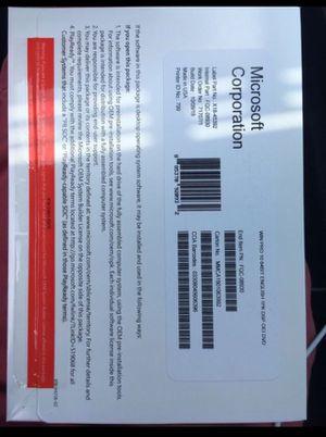 Microsoft Windows 10 Professional Pro 64 Bit [Brand New] for Sale in Grand Blanc, MI