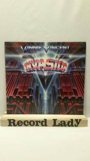 "Vinnie Vincent ""Invasion"" vinyl record Hard Rock for Sale in San Diego, CA"